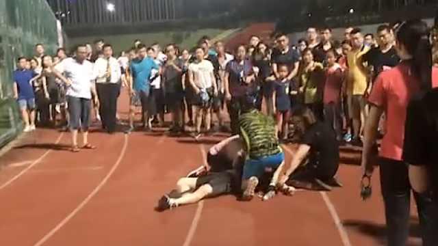 47岁男子夜跑时倒地,抢救无效死亡