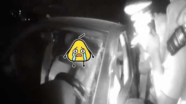 男子酒驾超员被罚,污民警暴力执法
