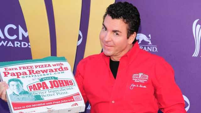 因发表种族言论,世界披萨巨头辞职
