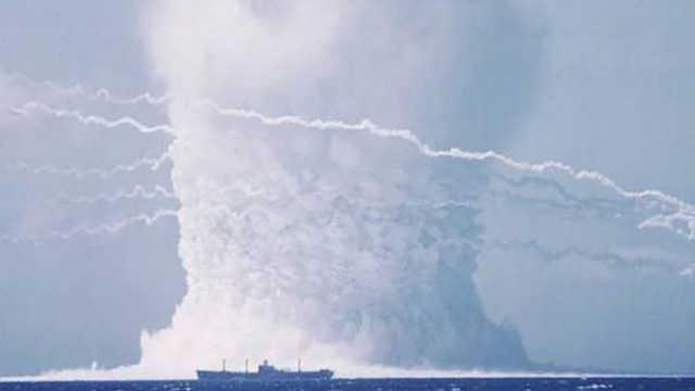 核弹在海底爆炸,危害到底有多大?