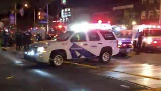 多伦多发生枪击,9人受伤凶手死亡