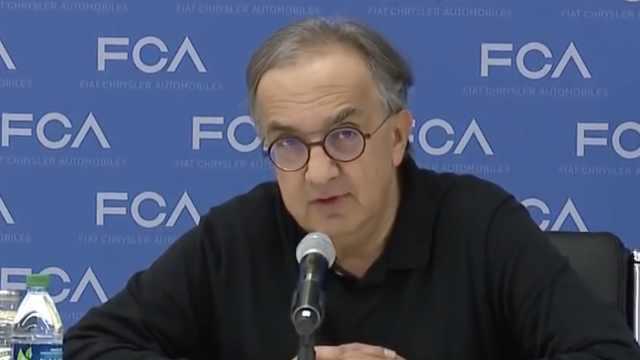 法拉利CEO马尔乔内去世,享年66岁