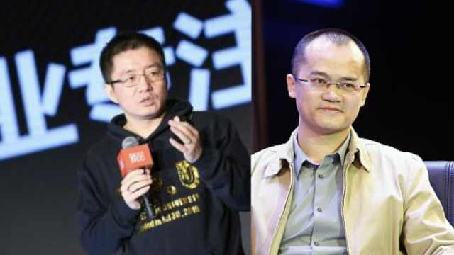 王慧文:我和王兴学习差才做互联网