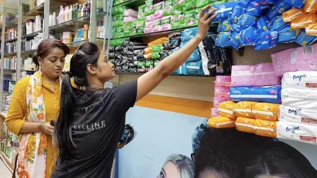 竟然有七成印度女性买不起卫生巾