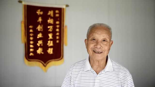 83岁老兵办厂年销800万,卖到美日韩