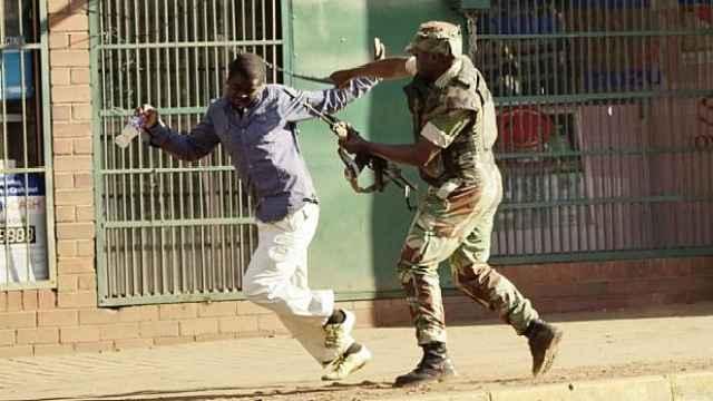津巴布韦大选结果遭抗议引发冲突