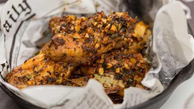巴西香辣烤鸡翅,绝对挑战你的味蕾