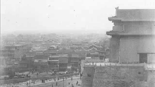 珍贵视频档案:1915年的北京城