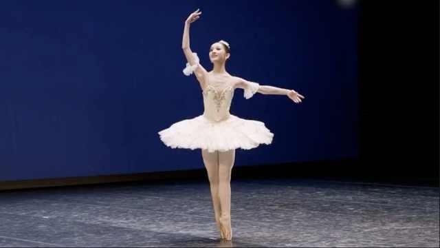 美cry!这比赛让世界看到中国芭蕾