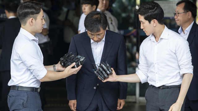 遭控性侵秘书,韩政坛明星被判无罪
