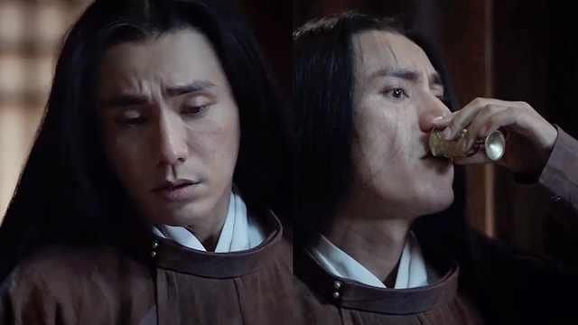 陈坤飙演技秒变脸,2种人设无缝切换