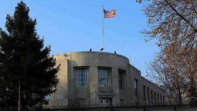 突发!美国驻土耳其大使馆遭枪击