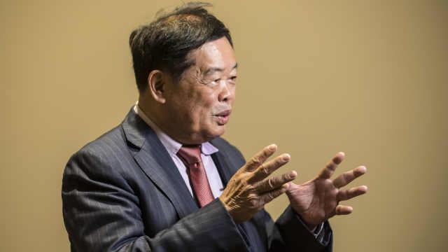曹德旺:有理想的企业家不会移民