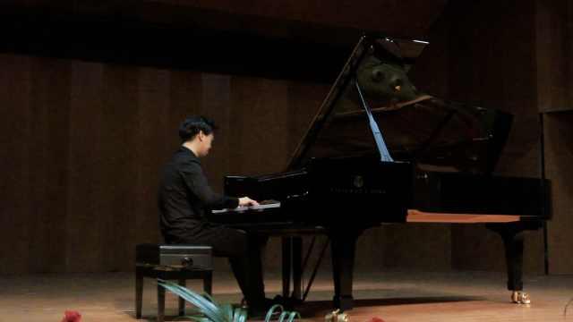 钢琴才子被美4所大学录取:不弹空虚
