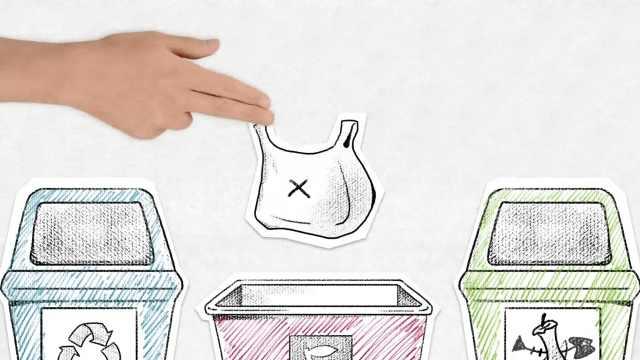 垃圾桶分类:绿色生活趣味科普