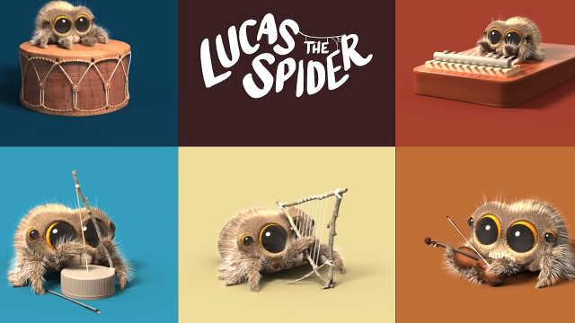 Lucas为大家带来了单人乐队表演