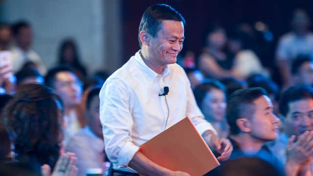 纽约时报:马云将在教师节宣布退休