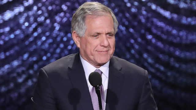 CBS主席被控不当性行为,宣布离职