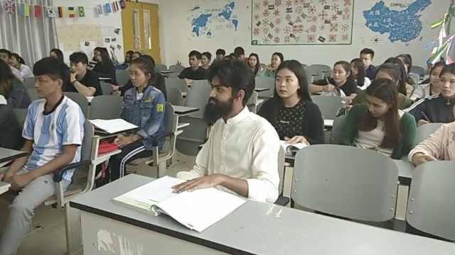 留学生3个月学600汉字,已过汉语3级