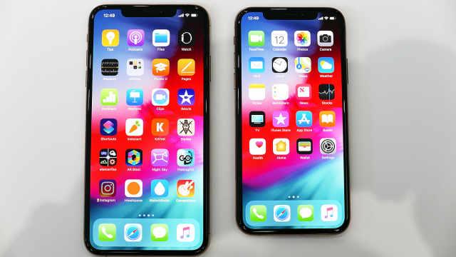 在现场:iPhone XS何止双卡双待?