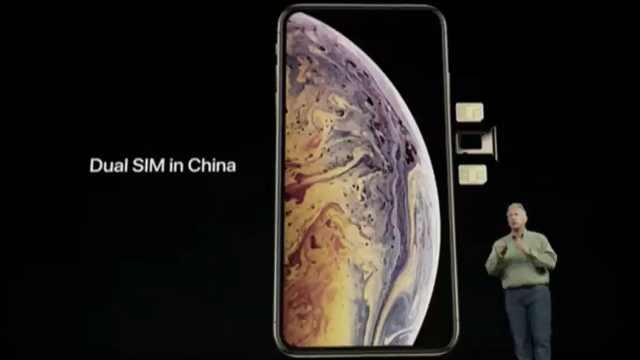 新iPhone专为中国用户设计双面卡槽