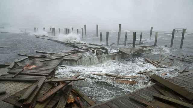 飓风佛罗伦斯袭美目前已致11人死亡