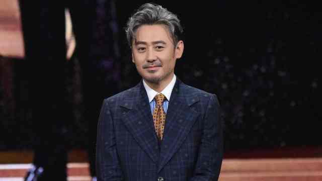 吴秀波回应《我就是演员》质疑