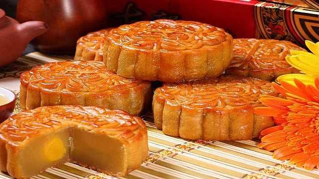 中秋月饼怎么吃不发胖?