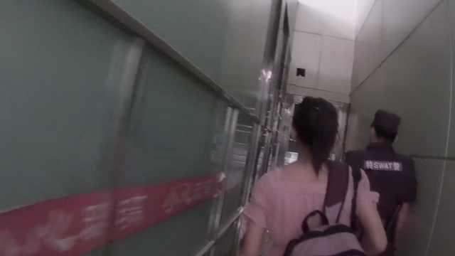 女子携违禁药坐高铁:压力大解毒瘾