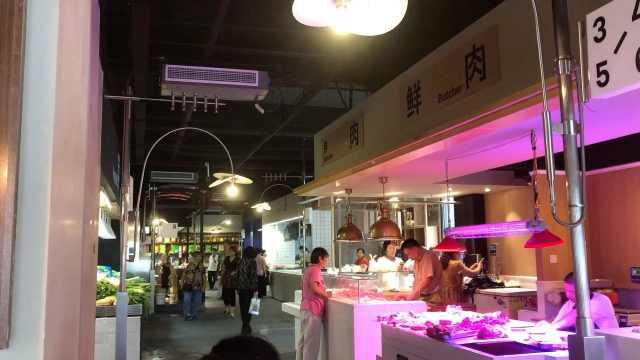 9名设计师爆改菜市场:成自拍胜地