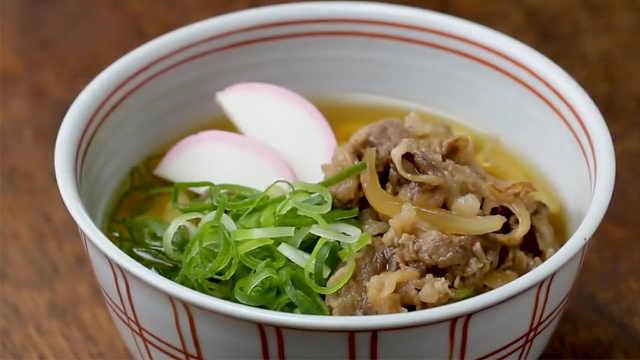 福利!美食达人教做经典日式菜肴