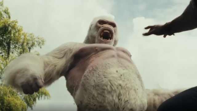 一口气看完《狂暴巨兽》