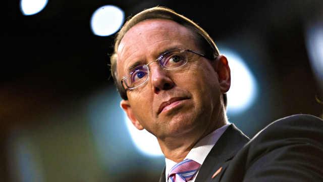 白宫:美国司法部副部长已递交辞呈