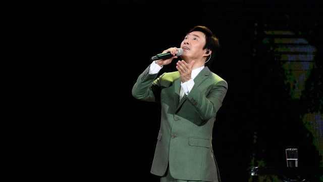 费玉清宣布将退出45年的演艺事业