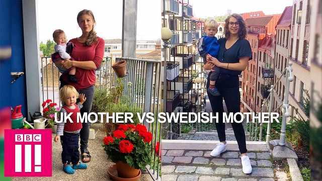 英国瑞典育儿大PK:谁的制度更好?