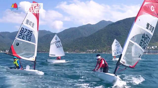 2018中国深圳青少年帆船帆板精英赛