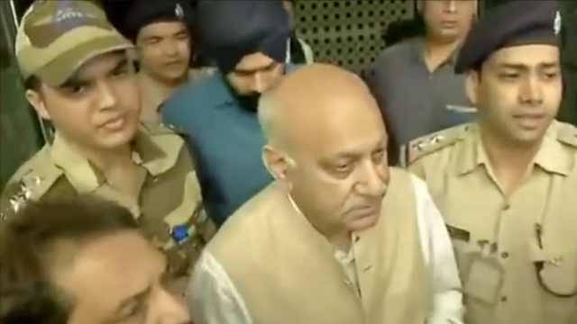 印外交国务部长被指性骚扰多位下属