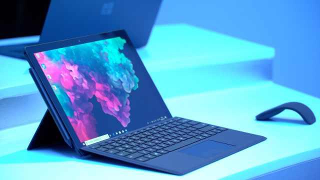 """最强Surface,微软却要""""藏""""起来"""