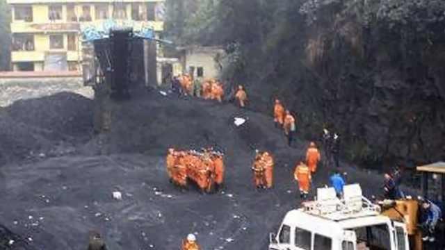 内江一煤矿发生瓦斯爆炸,致4死2伤