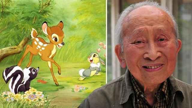 谷歌专题动画纪念这位华裔传奇画师