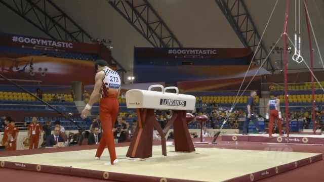 日本体操质疑中国器械,供应商回应