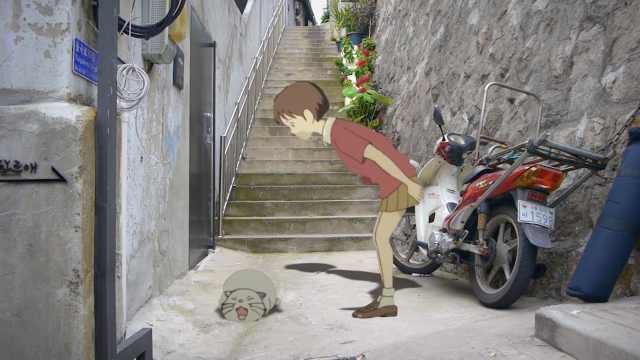 当宫崎骏动画照进现实,毫无违和感