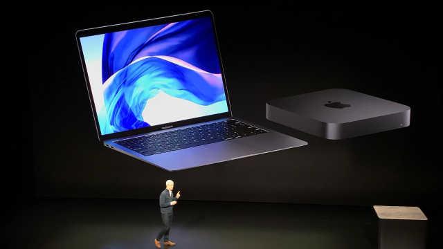 在现场:Mac Air和mini重装归来