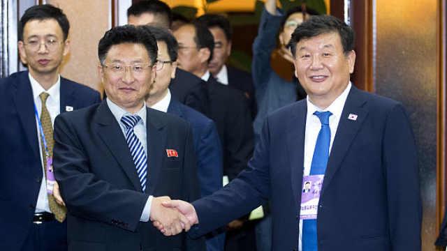 朝韩推进共同申办2032年夏季奥运会