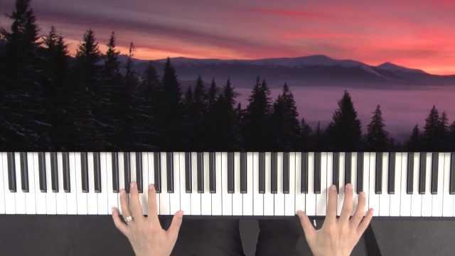 钢琴教学:《小小的梦想》弹奏