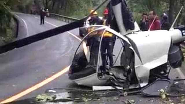 直升机迫降峨眉山景区:或机械故障