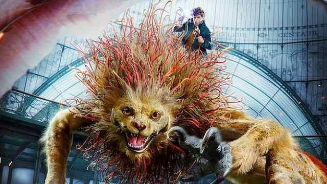 罗琳解释:《神奇动物》现中国神兽