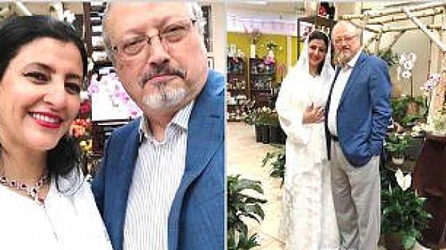 埃及女子称数月前与卡舒吉秘密结婚