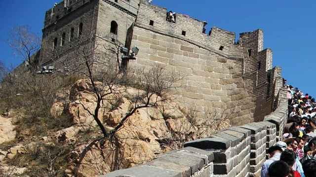 中国最吸引游客的四大景区