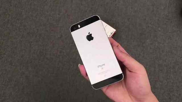 799元买的iPhone SE开箱!